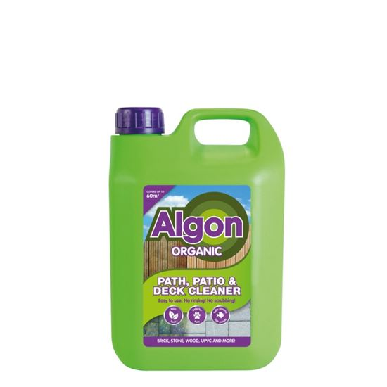 Picture of Algon Organic Path Patio  Decking Cleaner 2.5L