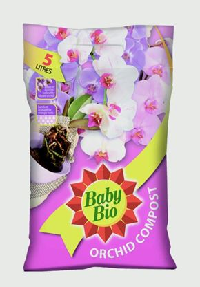 Picture of Baby Bio Orchid Compost 5L