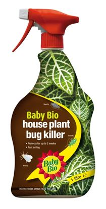 Picture of Baby Bio House Plant Bug Killer 1L
