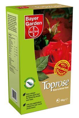 Picture of Bayer Toprose Fertiliser 4kg