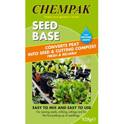 Picture of Chempak Seed Base with Wetting Agent 525g