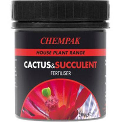 Picture of Chempak CactusSucculent Fertiliser 200g