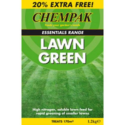 Picture of Chempak Lawn Green 1.20kg