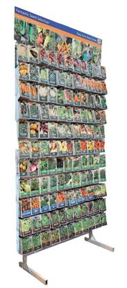 Picture of De Ree UK Veg  Herb Seeds Collection