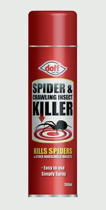 Picture of Doff Spider  Crawling Insect Killer 300ml