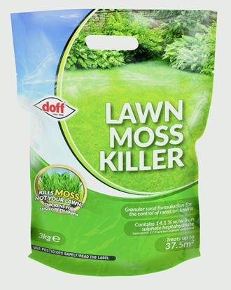 Picture of Doff Lawn Moss Sand 3kg