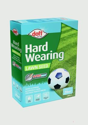 Picture of Doff Hardwearing Lawn Seed With Procoat 500g