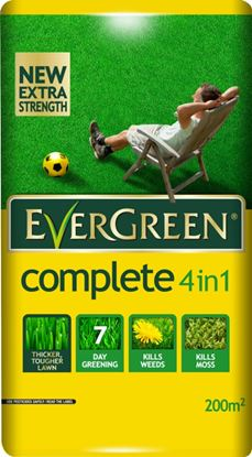 Picture of EverGreen 4 in 1 Lawn Care Bag 200m2