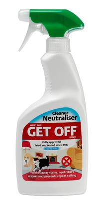 Picture of Get Off Wash N Get Off 500ml Spray