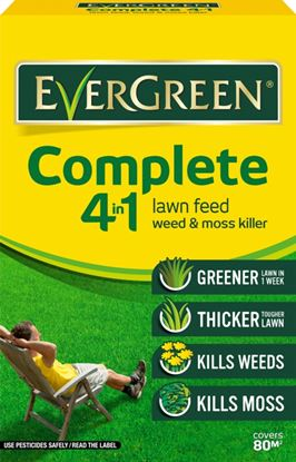 Picture of EverGreen Complete 4 in1 With Watersmart 80sqm