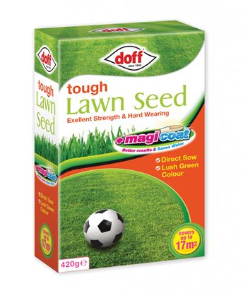 Picture of Doff Tough Grass Seed 420g