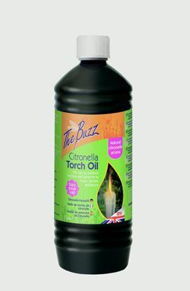 Picture of The Buzz Citronella Torch Oil 1L