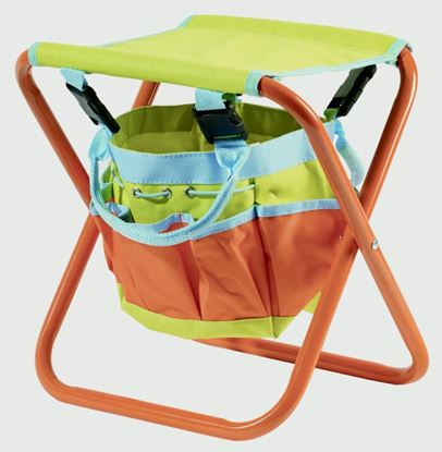 Picture of Briers Kids Folding Stool With Bag