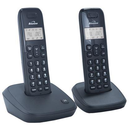 Picture of Binatone Dect Phones Twin