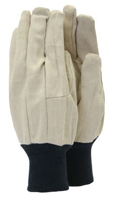 Picture of Town  Country Basic - Canvas Gloves Mens Size - L