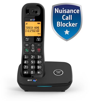 Picture of BT Single Dect Phone BT1200