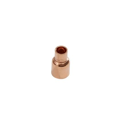 Picture of SupaPlumb End Feed Fitting Reducer Pack 10 15mm X 8mm