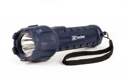 Picture of Active Rubber Torch 2D 120 Metre Beam