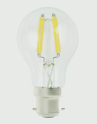 Picture of BG Filament B22 720lm Warm 2700k 6w Non-dimmable