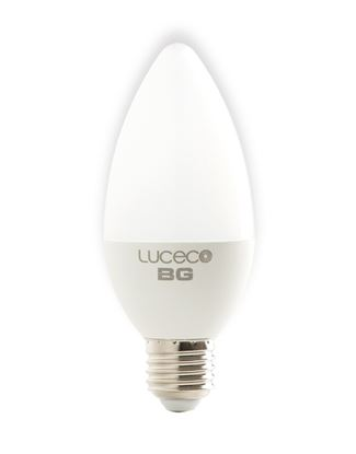 Picture of BG Filament Candle E27 400lm Warm 4w Non-dimmable