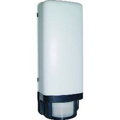 Picture of Byron Plastic Bulkhead Light - 60W With PIR Sensor