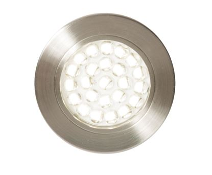 Picture of Culina Pozza LED Mains Voltage Circular Cabinet Light 4000k Cool White