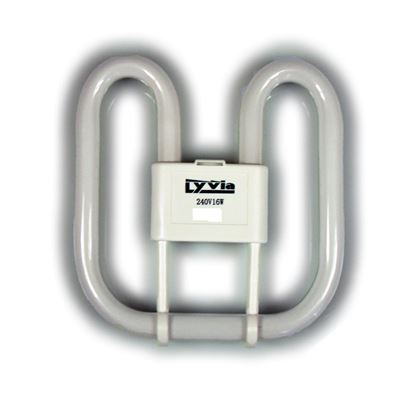 Picture of Dencon 16w 2D 2Pin L Bubble Pack 2700K Bubble Packed