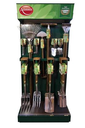 Picture of Ambassador Garden Tool Stand - Add On Bay