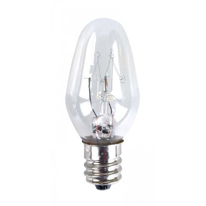 Picture of Dencon 7W Spare Bulbs E12 fits 1605 and 1613 Bubble Packed