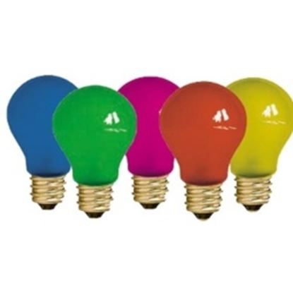 Picture of Dencon Essential Base 2 x Red 2 x Blue 2 x Yellow 2 x Green  2 x Pink 25w Pack Of 10