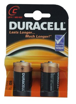 Picture of Duracell Base C Battery Pack 2