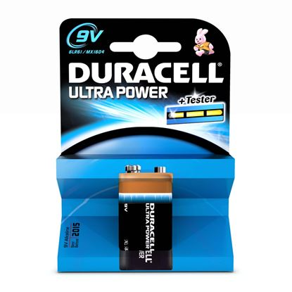 Picture of Duracell Ultra Power 9V