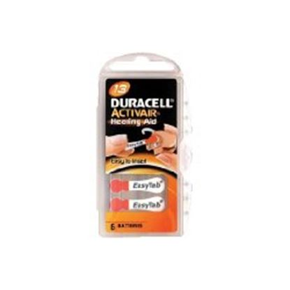 Picture of Duracell Hearing Aid Battery - 13 Pack 6