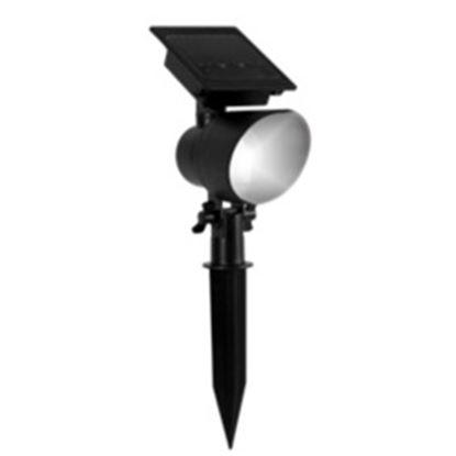Picture of Duracell Solar LED Spotlight Light 8 Hours 5 Lumens