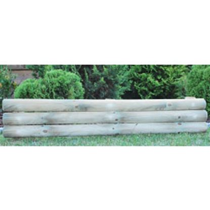 Picture of Apollo Horizontal Log Roll Panels 28 x 120cm