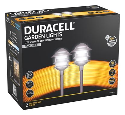 Picture of Duracell Pathway Light With Cable Pack  2
