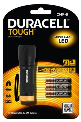 Picture of Duracell Tough Metal 1w LED AAA