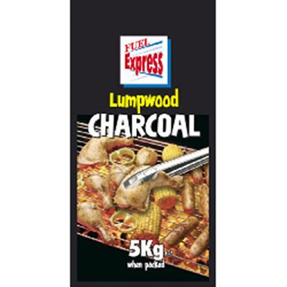 Picture of Fuel Express Lumpwood Charcoal 5kg