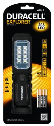 Picture of Duracell Explorer 8 LED Worklight