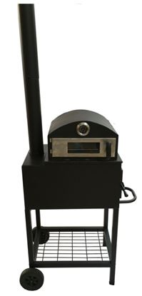 Picture of Gardeco Outdoor Pizza Oven 68W x 46D x 173cmH