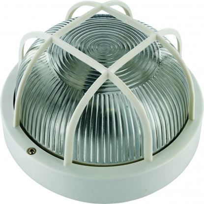 Picture of Elro Round Bulkhead White 100W