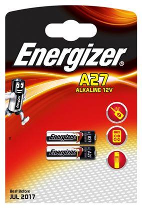 Picture of Energizer Alkaline 12v Battery A27