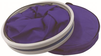 Picture of Leisurewize Folding Bucket 11L