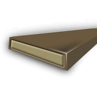 Picture of Astroflame intumescent seal fireonly 15x4x2100mm Brown