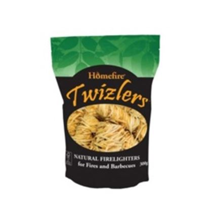 Picture of Homefire Twizlers Natural Firelighters 300g