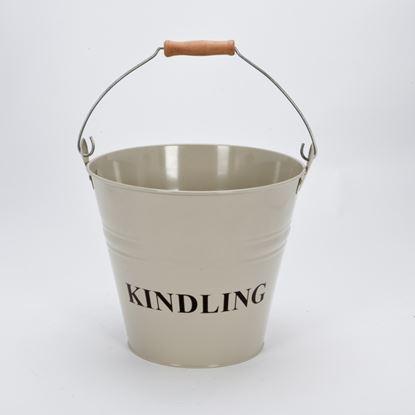 Picture of Inglenook Clay Kindling Bucket Premium