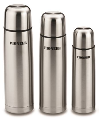 Picture of Pioneer 0.5L Vacuum Flask Stainless Steel