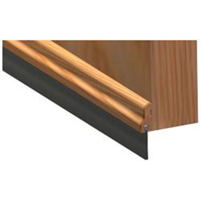 Picture of Stormguard Seal N Save Bottom Of Door Brush Seal - 838mm Wood