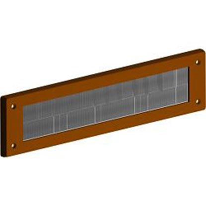 Picture of Stormguard Seal N Save Letterbox Brown