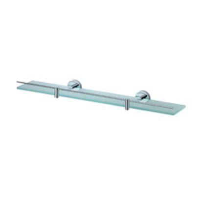 Picture of Aqualux Kosmos Glass Shelf Chrome